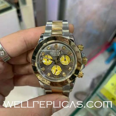 Super Nice Rolex Purple Betty Daytona