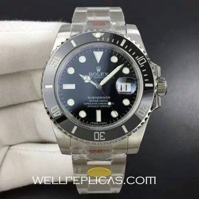 The most perfect upgrade of Rolex Submariner