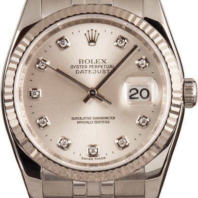 Cheap Replica Watches Under $50 Datejust 36 Rolex 116234