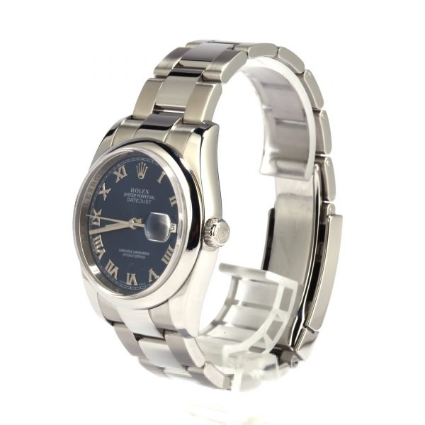Who Makes The Best Replica Watches Rolex Datejust 116200 Blue Roman Dial