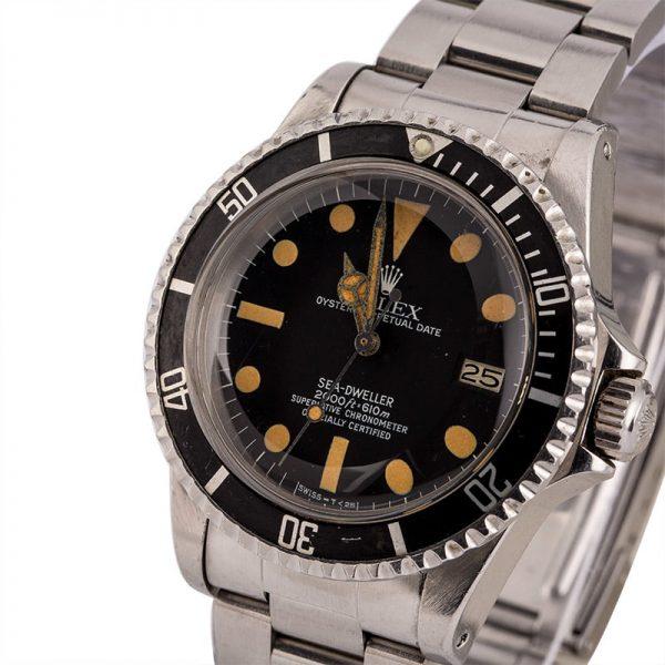 Fake Gold Watches Vintage 1981 Rolex 1665 Sea-dweller