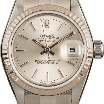 Best Rolex Submariner Replica Pre Owned Ladies Rolex Oyster Perpetual Datejust 79174