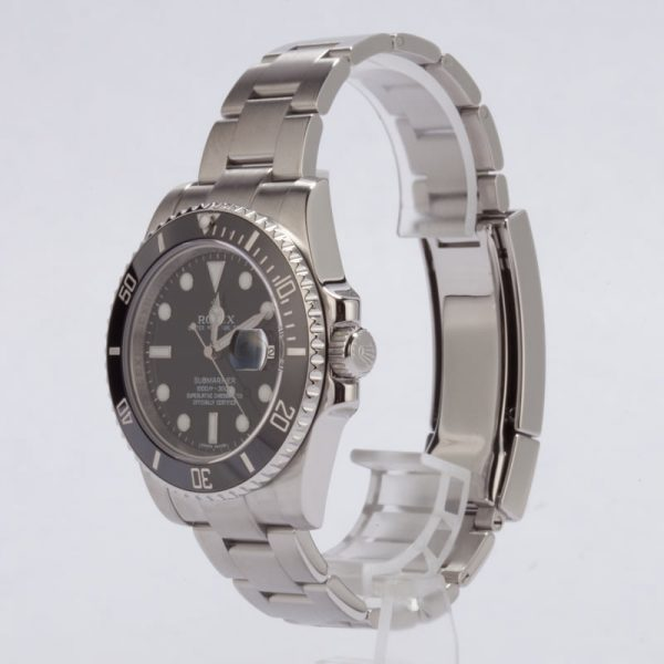 Who Makes The Best Replica Watches Rolex Submariner 116610 Men's Watch