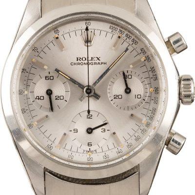 Replica Watch Info Vintage Rolex Chronograph 6238