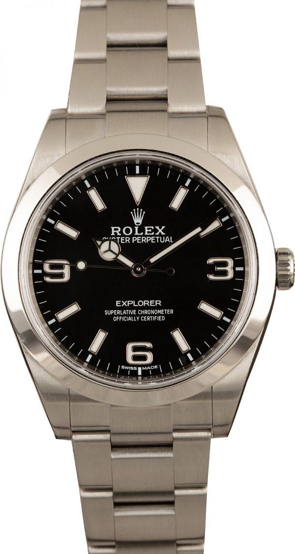 Fake Rolex For Salerolex Explorer 214270 Men's Watch