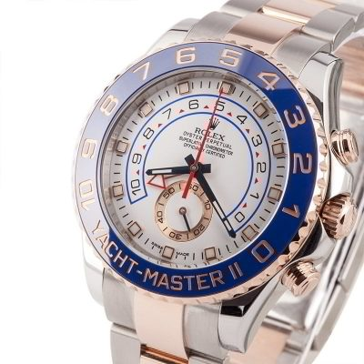 Replica Watches Forumrolex Yachtmaster Ii Rose Gold 116681