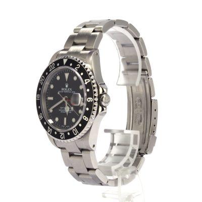 Rolex Gmt-master Ii Ref 16710 Luminous Dial