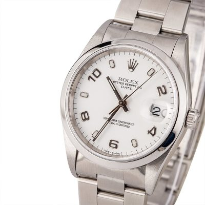 Men's Rolex Date 15200