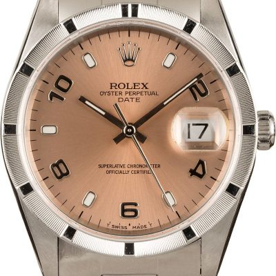 Replica Watch Rolex Date 15010 Steel Oyster