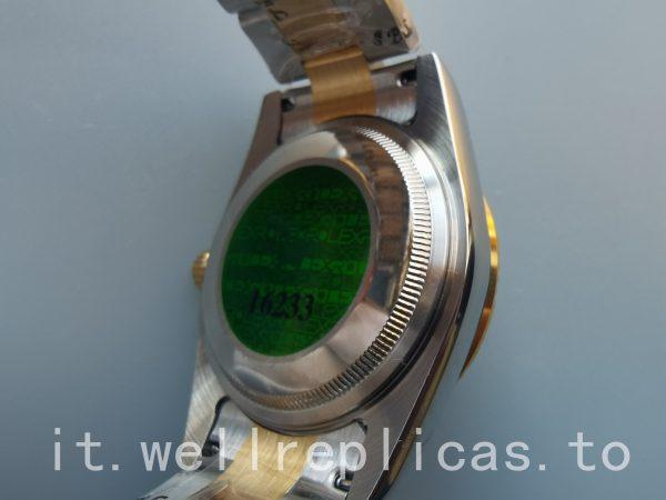 Rolex Datejust 116261 Cassa Unisex Da 36 Mm In Acciaio Inossidabile