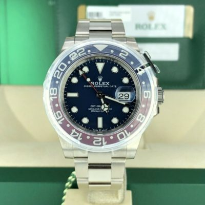 Rolex GMT-Master II 126719 Orologio da uomo blu 40 mm per adulti