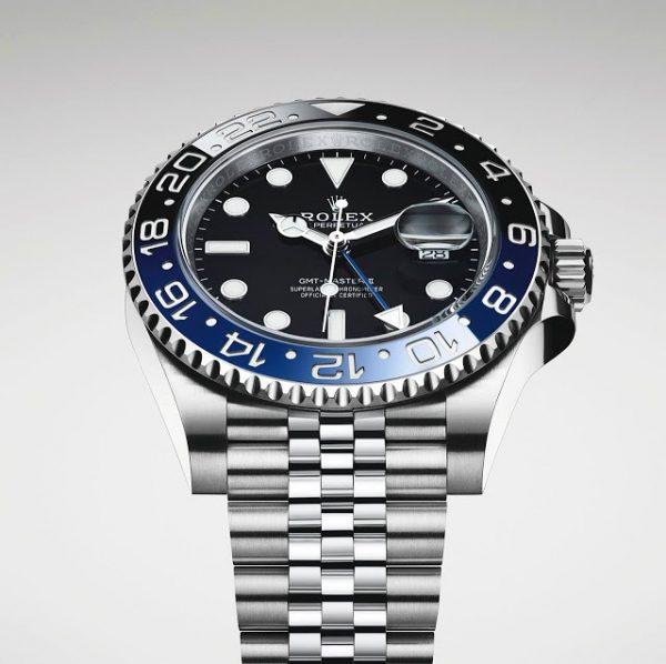 Rolex GMT-Master II 126710 BLRO Orologio da uomo nero da 40 mm