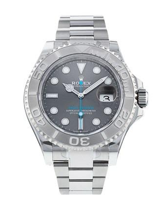 Rolex Yacht-Master 126622 Orologio da uomo in acciaio platino da 40 mm